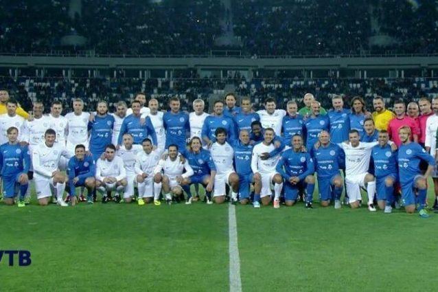 Tutto esaurito a Tbilisi, Totti torna in campo per beneficenza