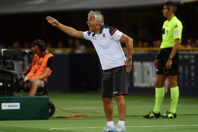 """Bologna, Donadoni attende il Napoli: """"7-1 una macchia, dimentichiamolo"""""""