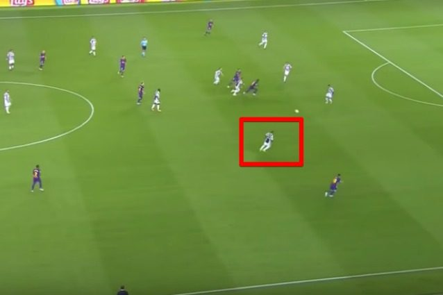 La Juve si illude per 45′. Poi Messi show, Allegri: