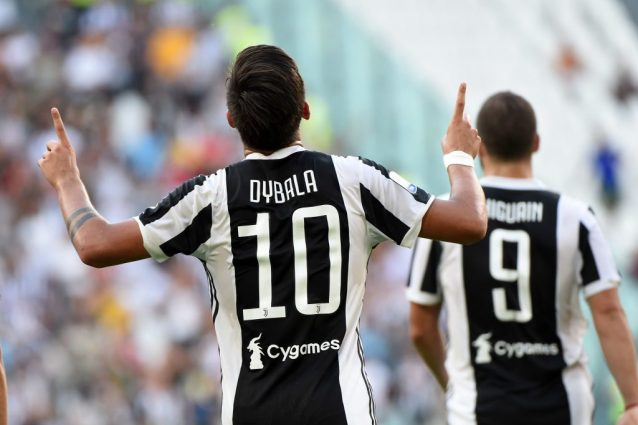 champions dybala