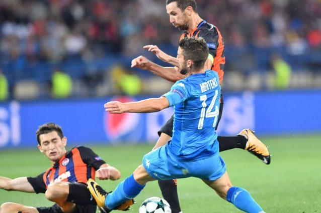 Champions League 2017-18: promossi e bocciati della prima giornata