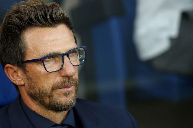 """Champions, Di Francesco carica la Roma: """"Con l'Atletico sarà una battaglia"""""""