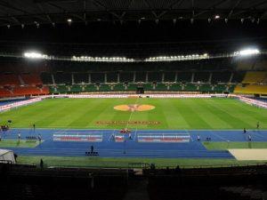 Europa League, il Milan riparte dal Prater: lo stadio del gol di Rijkaard