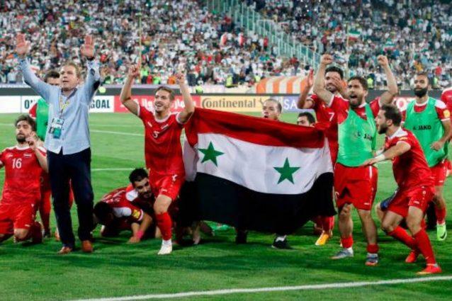Corea del Sud qualificata per i Mondiali di Russia 2018, Siria ai playoff