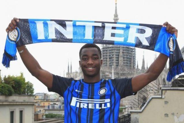 Inter, Karamoh si presenta: