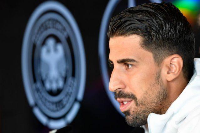 Juventus: Khedira, allarme rientrato