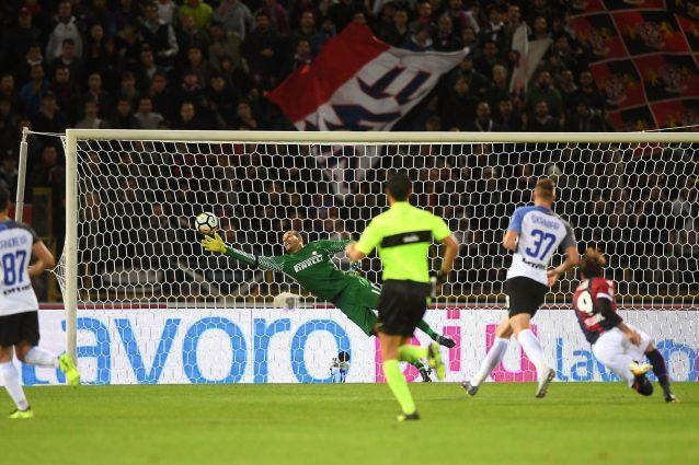 Serie A, quinta giornata: Bologna e Inter pareggiano 1-1