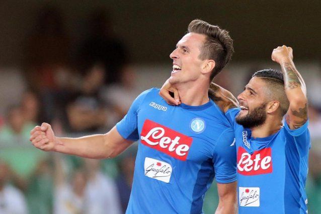 Shakhtar Donetsk-Napoli diretta Champions League 2017-2018