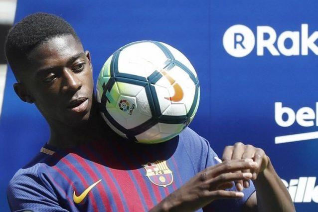 """Barcellona, Dembelé senza vergogna: """"Ho cercato scuse per non allenarmi col Borussia"""""""