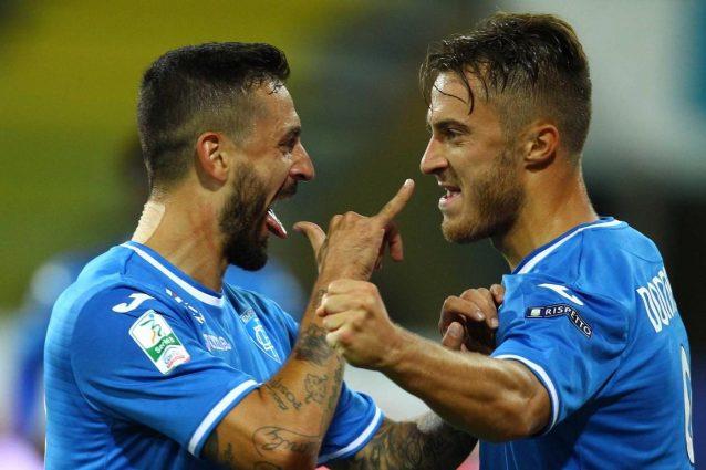 Serie B, Frosinone solo in vetta. L'Empoli vince 2-1 a Parma