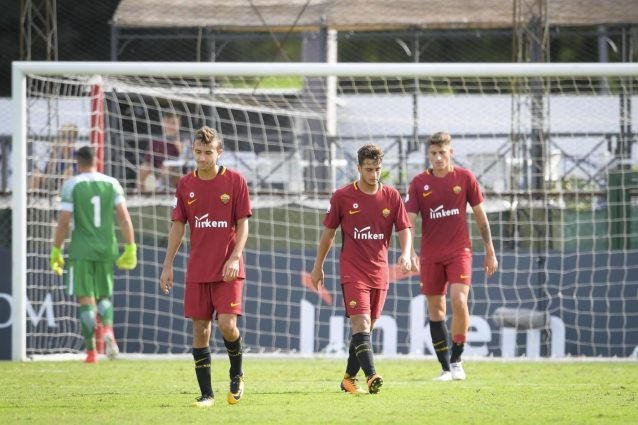 Youth League Roma battuta in casa dall'Atletico Madrid