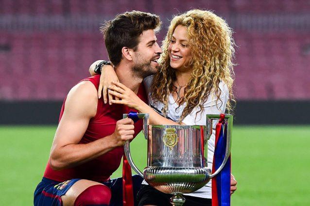 Shakira è in crisi con Pique?