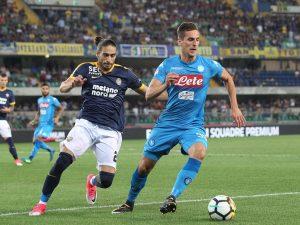 """Napoli, Milik """"consiglia"""" Sarri: """"Sono al 100% e sono pronto a giocare"""""""