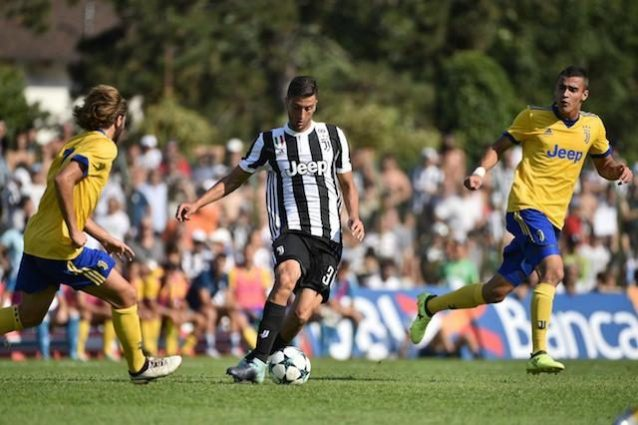 Barça-Juve, Allegri lancia De Sciglio e Bentancur dal 1′
