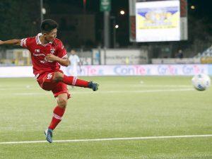 Serie B, Kwang-Song Han capocannoniere fa sognare Perugia