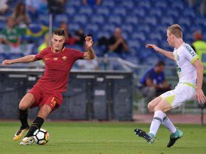 """Patrik Schick, parla l'agente: """"Ha scelto la Roma per giocare"""""""