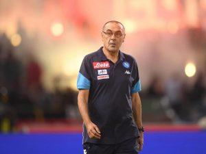 Napoli, la Premier vuole Sarri: West Ham pronto a pagare la clausola del tecnico