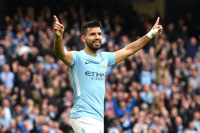 MAN CITY - Aguero: