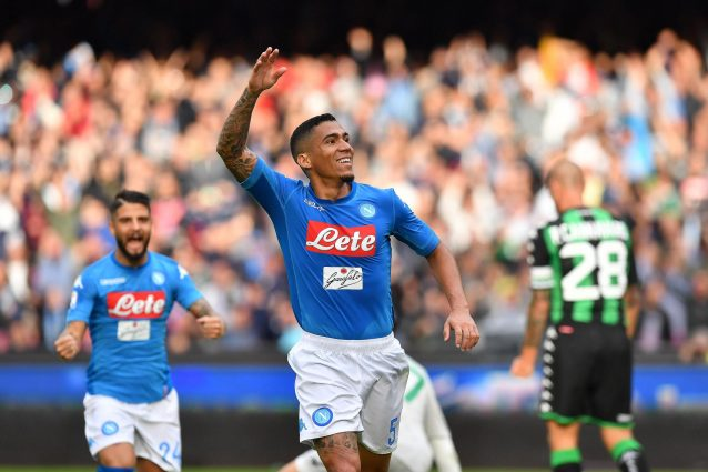Napoli, l'intera squadra blindata: Allan chiude una lunga serie di rinnovi