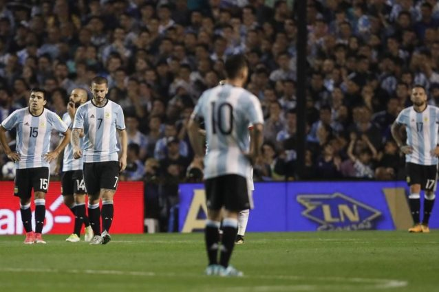 Icardi, niente Argentina: Sampaoli non lo rischia per un problema muscolare