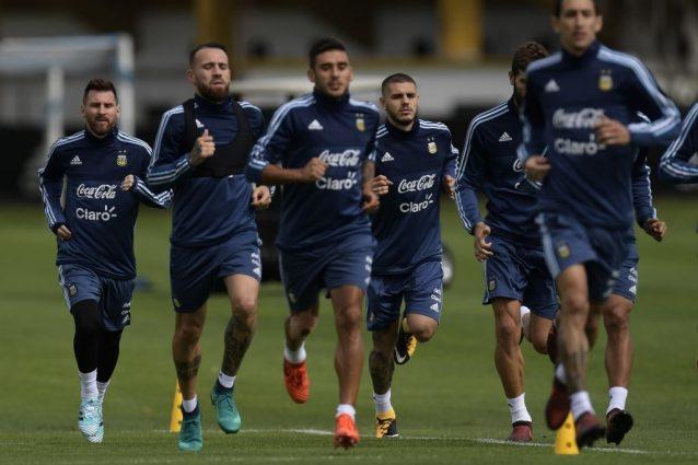 argentina peru ladri qualificazione