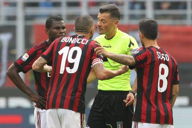 Massimo Sarti MILANO - Chievo salva Milan e salva Vincenzo Montella? Vedendo
