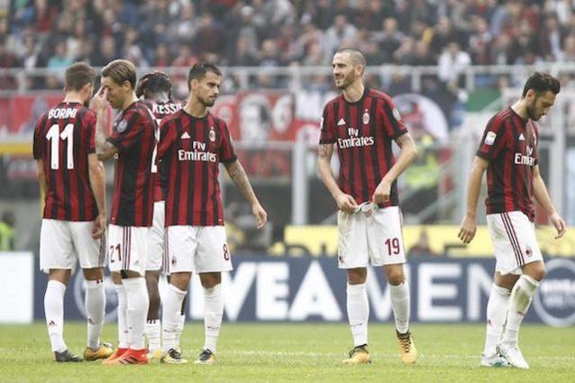 Milan, clamoroso! Bonucci vuole restituire la fascia: colloquio con Montolivo