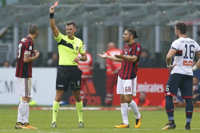 Milan-Genoa, Nicchi replica a Montella: