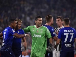 Rigore su Immobile, perché Buffon non è stato espulso