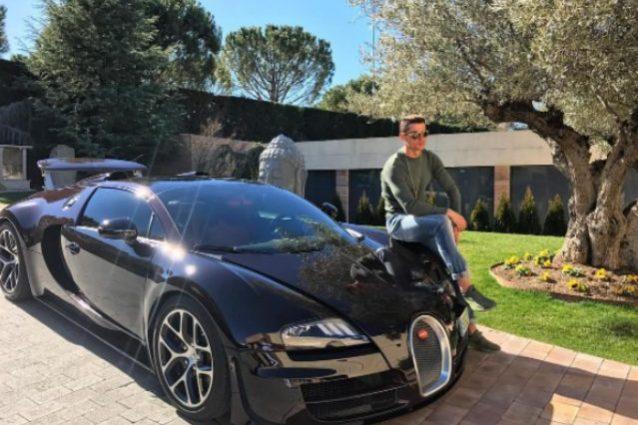 Le auto di Cristiano Ronaldo, il suo garage vale 10 milioni di euro