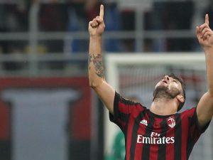 """Milan, Cutrone: """"Bonucci nostro leader, c'è rabbia dopo il derby"""""""