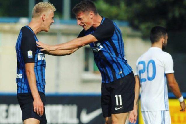Youth League, Dinamo Kiev-Inter 0-3: doppietta di Pinamonti e gol di Odgaard