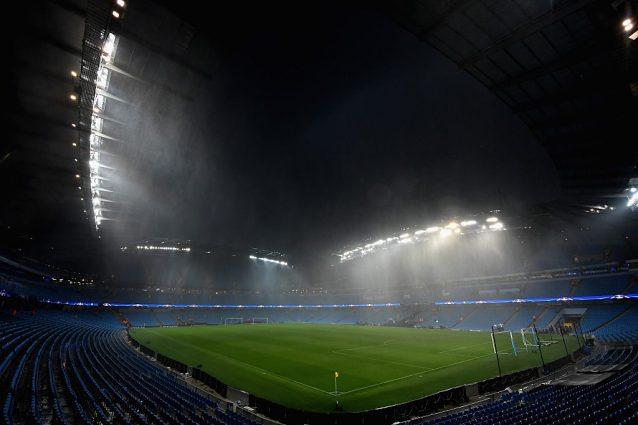 Manchester City-Napoli a rischio? Allerta per l'uragano Ophelia