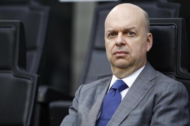 """Fassone: """"L'Inter? Come una bella donna, un po' disorganizzata"""""""