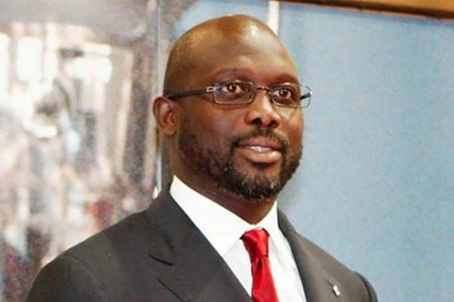 George Weah è il nuovo presidente della Liberia