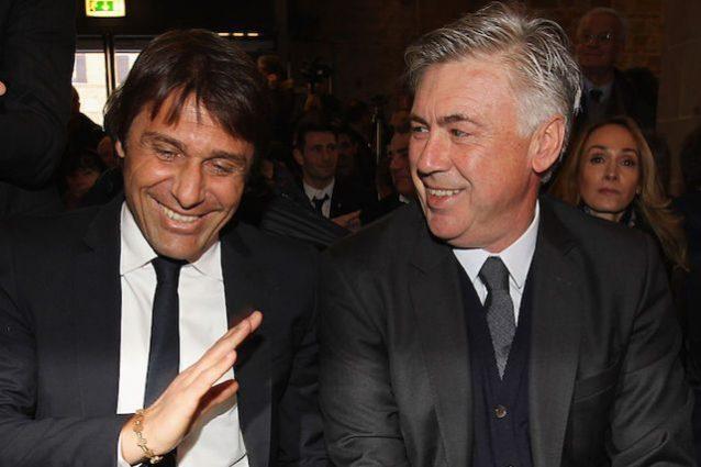 Chelsea, Conte furioso:
