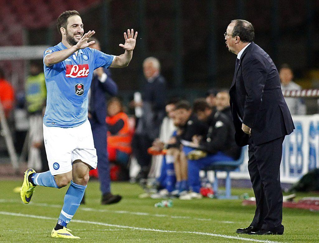 Sarri dopo Napoli-Sassuolo: