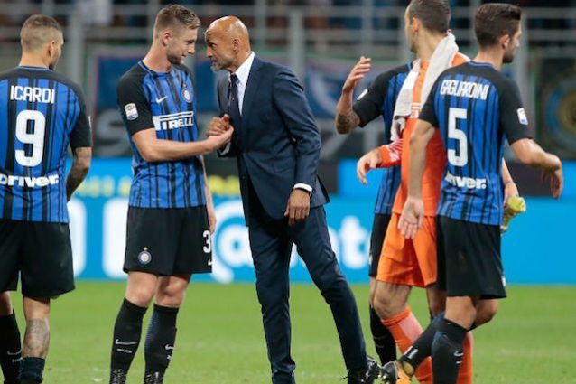 Inter, difesa da record: Skriniar, Miranda e Handanovic fanno sorridere Spalletti