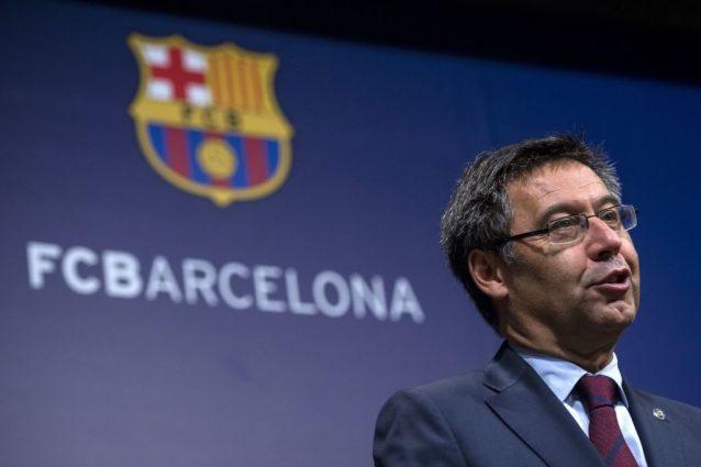 """Barcellona, Bartomeu conferma: """"Continueremo a giocare nella Liga"""""""