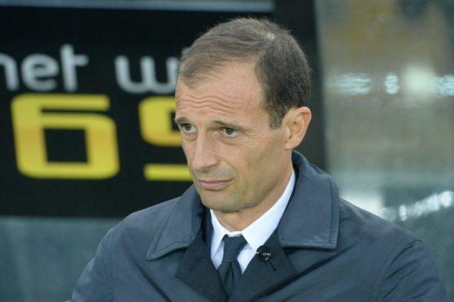 """Juventus, Allegri ringrazia Mandzukic: """"Avevamo bisogno di giocare in 10 uomini"""""""
