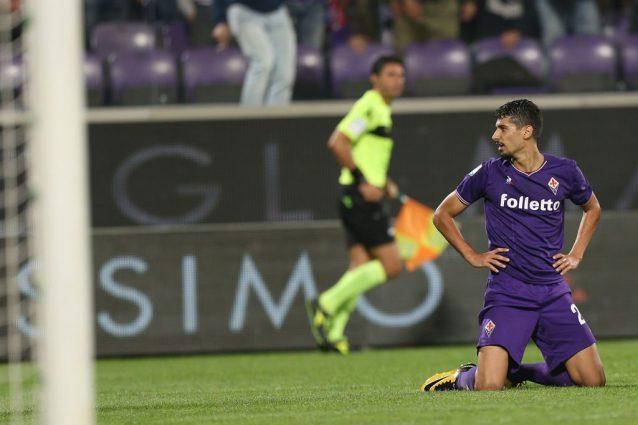 Fiorentina, Gil Dias torna infortunato