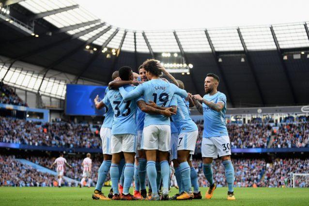 Il Manchester City è primo in Premier con 7 vittorie e 1 pareggio