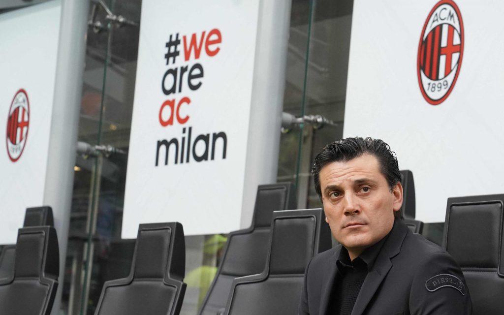 Milan, due gare per salvare la panchina: Montella, l'alternativa è Gattuso