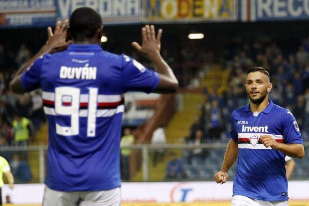 Sampdoria-Crotone 5-0
