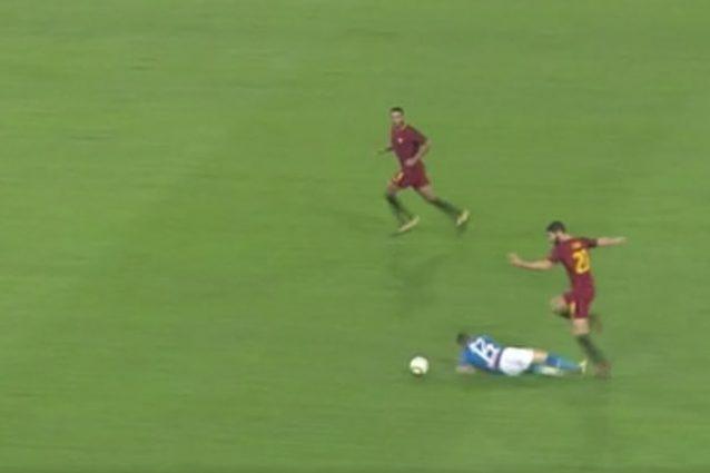 Fazio stende Mertens, giallo per l'argentino. Entra Rog nel Napoli
