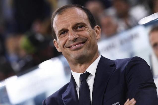 """Allegri: """"Juve contro tutti per il titolo. Mandzukic sta bene, Pjanic? Torna in Champions"""""""