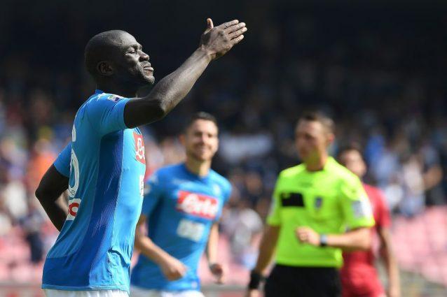 """Napoli, Koulibaly: """"Noi abbiamo il bel gioco, la Juve i soldi"""""""