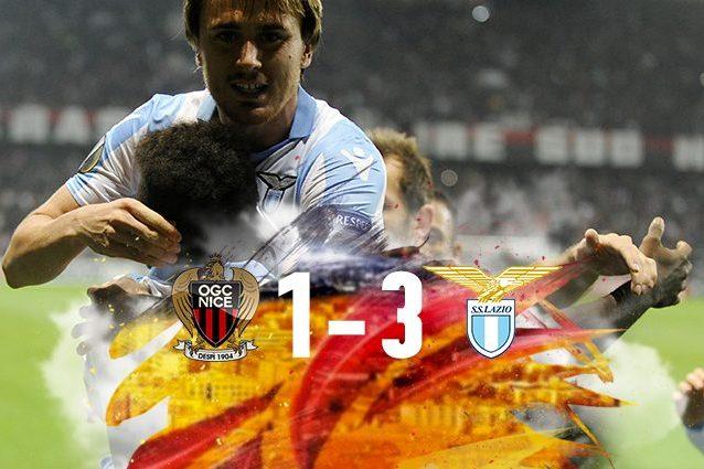 Nizza-Lazio 1-3, Milinkovic-Savic regala il successo a Inzaghi