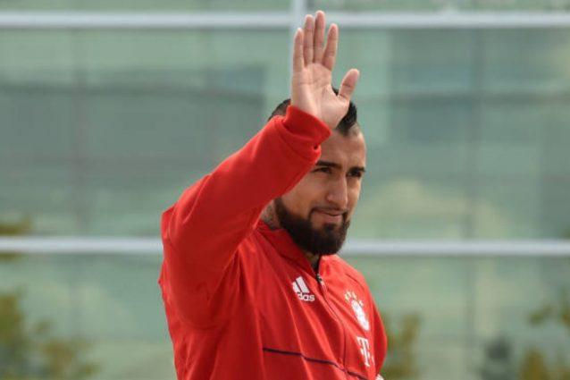 Inter, intesa di massima con Vidal: c'è da convincere il Bayern Monaco