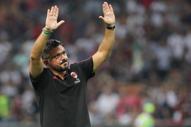 Milan, Gattuso: 'Per me sarà un piacere allenarli ma bisogna lavorare tanto'